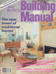 Building Manual Fall/Winter 1984-1985