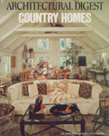 The Worlds of Architectural Digest - Country Homes